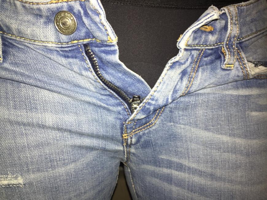 for liten jeans