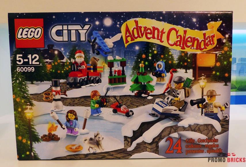 Lego julekalender 2015