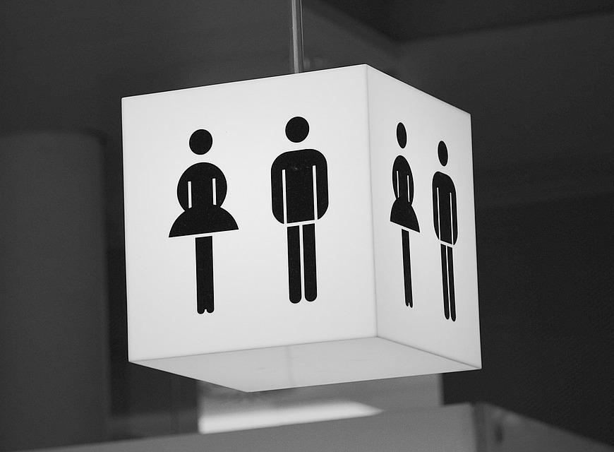 Felles toalett er en fryktelig dårlig ide